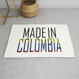 Made In Colombia Rug