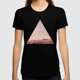 Desert Sand Dune Landscape T-shirt
