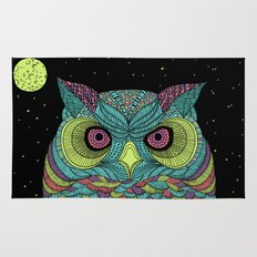 The Mystique Owl Rug