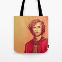 leon Tote Bags featuring Sir Leon by Eviko