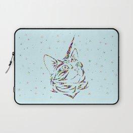Behold the Wondrous Unicat! Laptop Sleeve