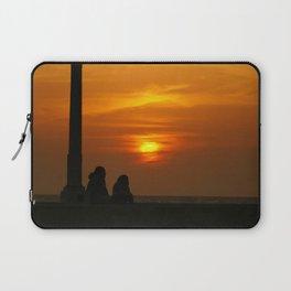 Romancing the Sunset Laptop Sleeve