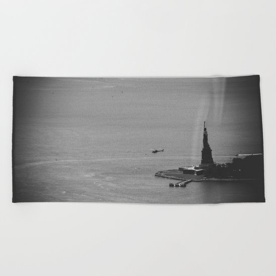 Liberty Heights Beach Towel