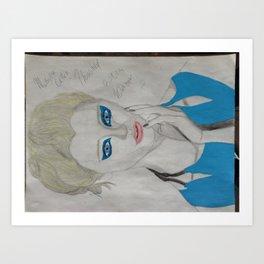 Meagan Callen Art Print