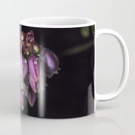 Blueberry blossom rain drops Coffee Mug