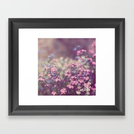 Pretty Little Things Framed Art Print