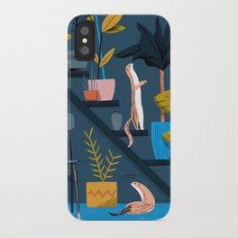 Ferret Fun iPhone Case