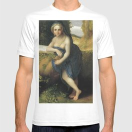 Antonio da Correggio - The Magdalen T-shirt