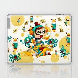 The Cosmos cop Laptop & iPad Skin