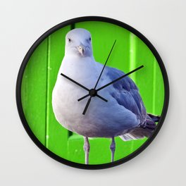 BALTIC SEAGULL Wall Clock