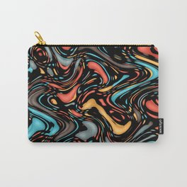 Stirred colors Carry-All Pouch