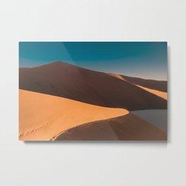 Namibia desert Metal Print