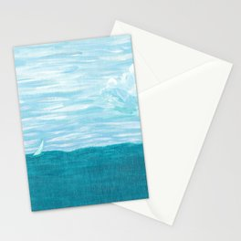 Chasing The Clouds Away Stationery Cards