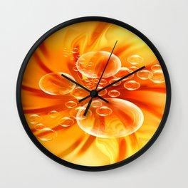erfrischend Wall Clock