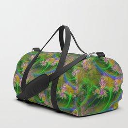 May Blossoms Duffle Bag
