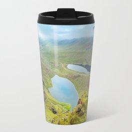 Macgillycuddy's Reeks Kerry Ireland Travel Mug