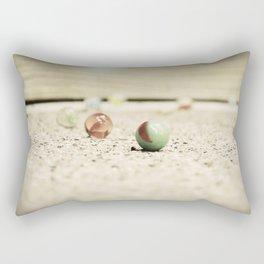 Retro Child's Play Rectangular Pillow
