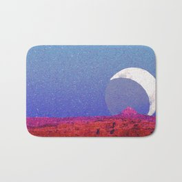 Cathedral of the Moon Bath Mat