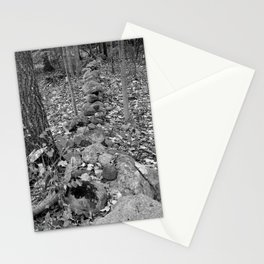 Wall in the Woods Stationery Cards
