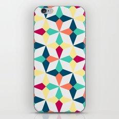 FloralGeometric iPhone & iPod Skin