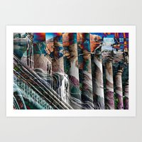 art history Art Prints featuring History by Stephen Linhart