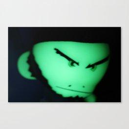 Glowing Che Munkey Canvas Print