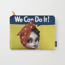 We Can Do It! Carry-All Pouch