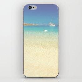Exotic beach No2 iPhone Skin