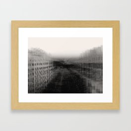 Growth. 130_25 Framed Art Print