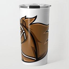 Sports Unicorn Travel Mug