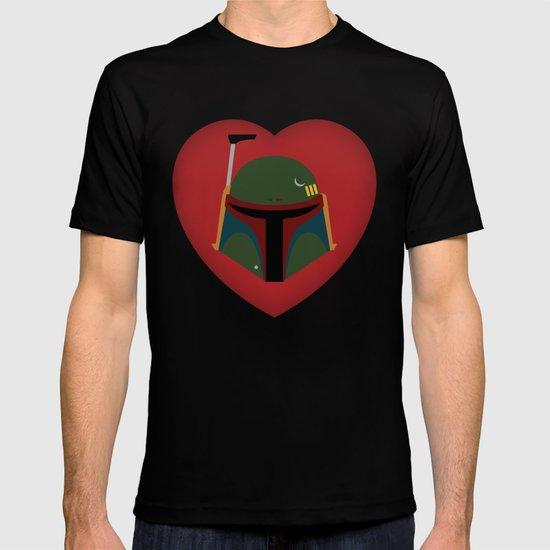 Fett Love (Boba Fett) T-shirt