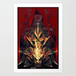Ornstein Art Print