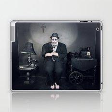 Black Laptop & iPad Skin