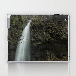 Upper Latourell Falls, No. 1 Laptop & iPad Skin