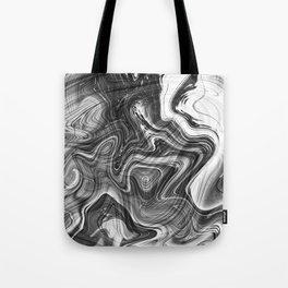 Liquid Marble Tote Bag