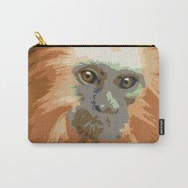 Golden Lion Tamarin Carry-All Pouch