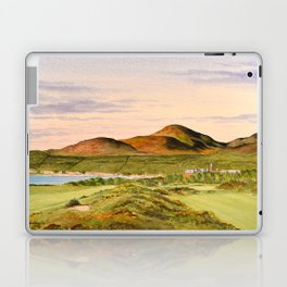 Royal County Down Golf Course Laptop & iPad Skin