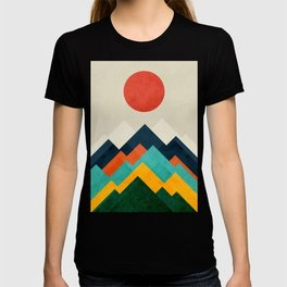 The hills are alive T-shirt