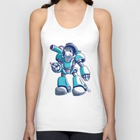 starcraft Tank Tops featuring STARCAT by FoxBoy