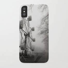 Amusements on the Road of Life iPhone Case