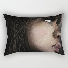 Viola Davis HTGAWM Rectangular Pillow