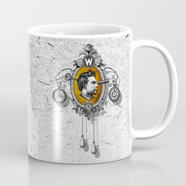 The Watchmaker (white version) Coffee Mug