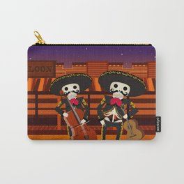 Mexico Mariachi Carry-All Pouch