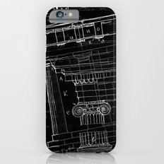 architectural notes Slim Case iPhone 6