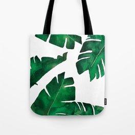 Banana leafs Tote Bag