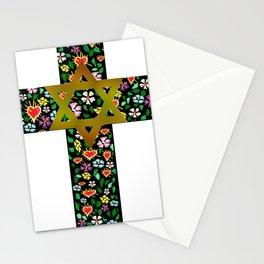 Christian David Cross Stationery Cards