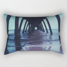Glenelg Pier Rectangular Pillow