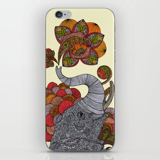 Dreams of India iPhone & iPod Skin