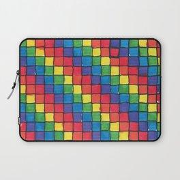 Pixel Spectrum by Sunny Laptop Sleeve