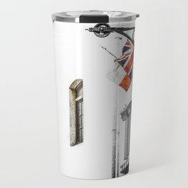 Union Jack/Flag Travel Mug